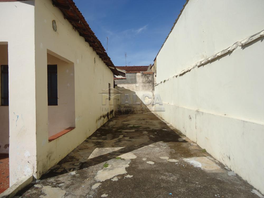 Garagem / Quintal