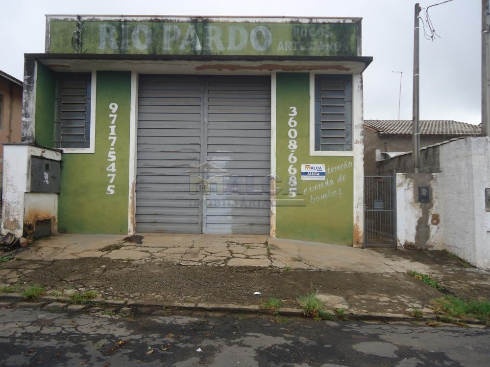 Alugar Comerciais / Barracões em São José do Rio Pardo apenas R$ 1.700,00 - Foto 1