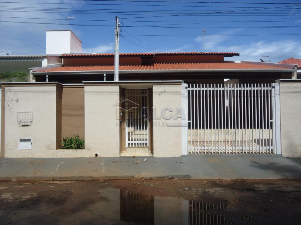 Sao Jose do Rio Pardo Casa Locacao R$ 1.600,00 3 Dormitorios 1 Suite Area do terreno 0.01m2 Area construida 0.01m2