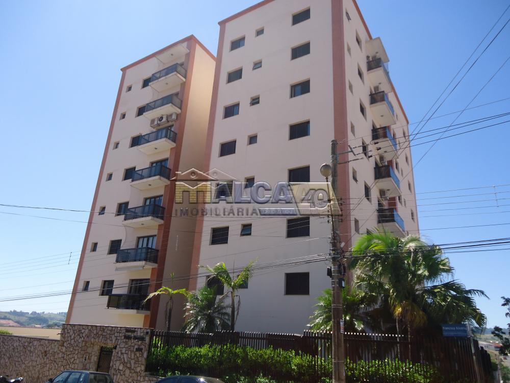 Sao Jose do Rio Pardo Apartamento Locacao R$ 850,00 Condominio R$695,00 3 Dormitorios 1 Suite Area construida 98.00m2