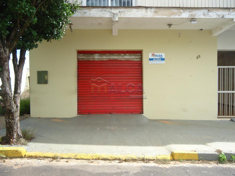 Alugar Comerciais / Salões em São José do Rio Pardo apenas R$ 1.200,00 - Foto 1