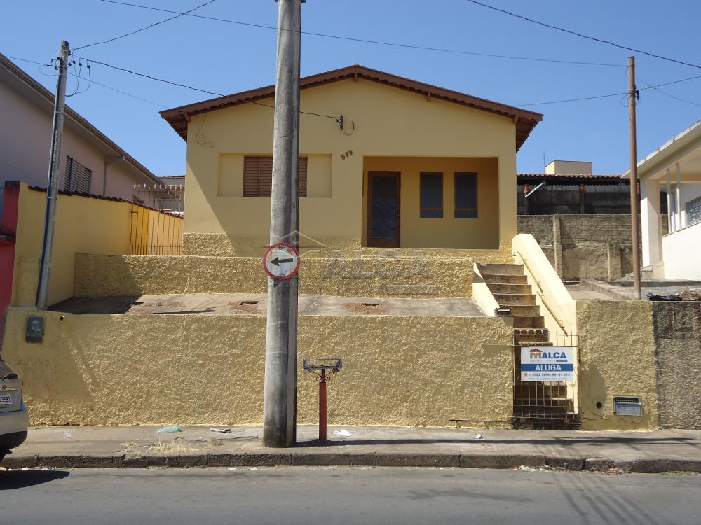 Alugar Casas / Padrão em São José do Rio Pardo apenas R$ 650,00 - Foto 1