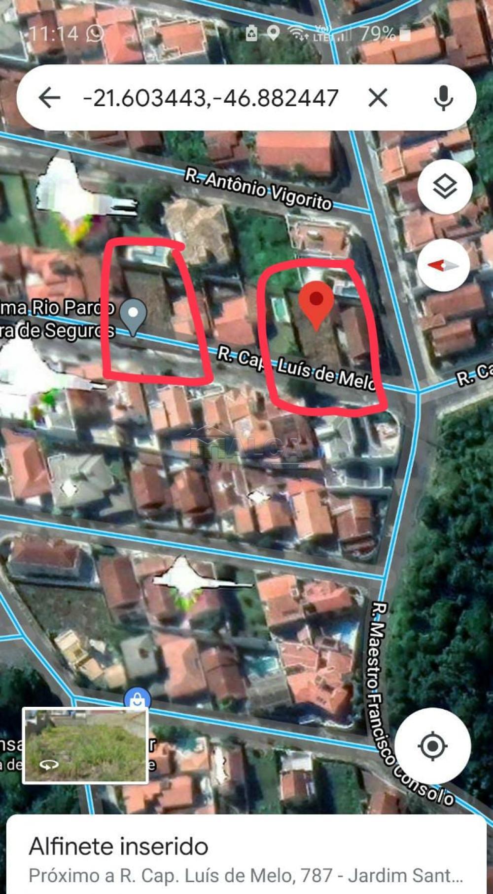 Comprar Terrenos / Padrão em São José do Rio Pardo apenas R$ 135.000,00 - Foto 2
