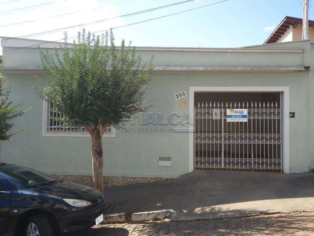 Alugar Casas / Padrão em São José do Rio Pardo R$ 1.300,00 - Foto 1