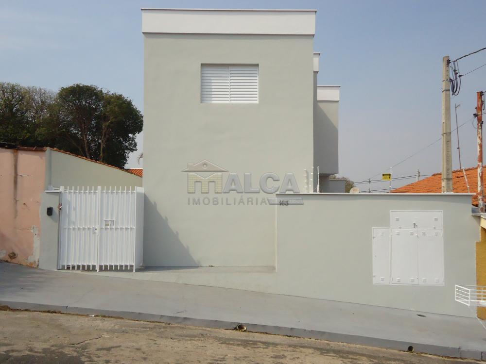 Alugar Apartamentos / Padrão em São José do Rio Pardo R$ 850,00 - Foto 1
