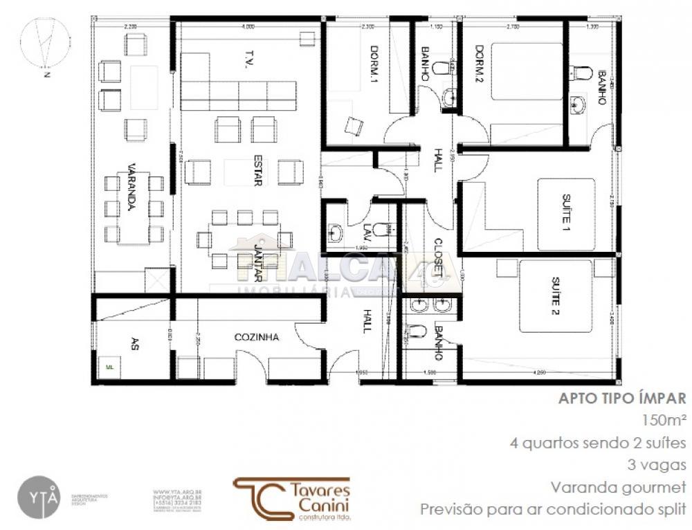 Alugar Apartamentos / Condomínio em São José do Rio Pardo apenas R$ 2.000,00 - Foto 104