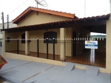 Sao Jose do Rio Pardo Vila Brasil Casa Locacao R$ 900,00 3 Dormitorios 1 Vaga Area do terreno 300.00m2 Area construida 200.00m2